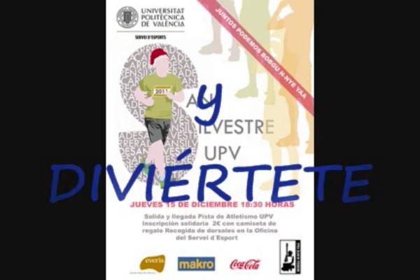 San Silvestre UPV 2011