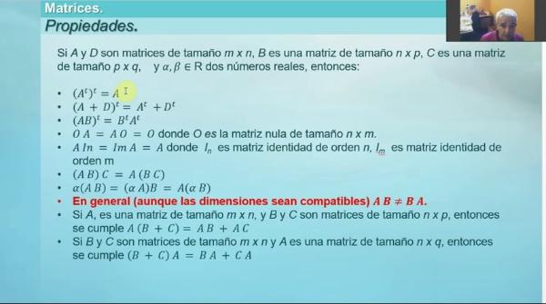 M1-ELE-31 Producto matrices