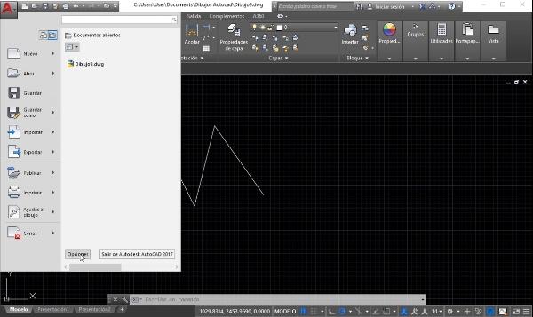 Autocad-Guardar archivos de dibujo (DWG)