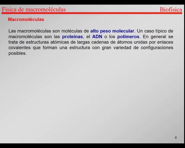 7.-Proteínas T6-Macromoleculas