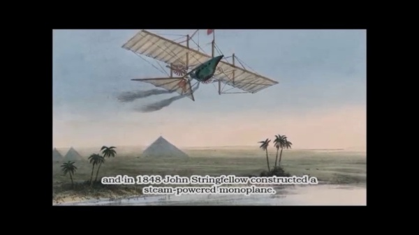Storytelling- History Of Aviation