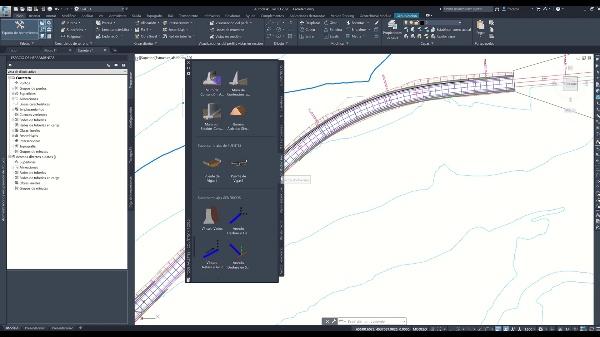 Señalización en Civil 3D