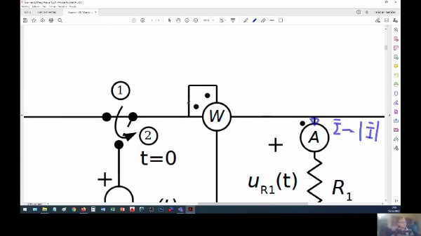 Circuits Theory Test (multiple-choice) 1