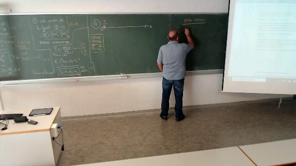 Física 1. Lección 2. Resolución problema 13