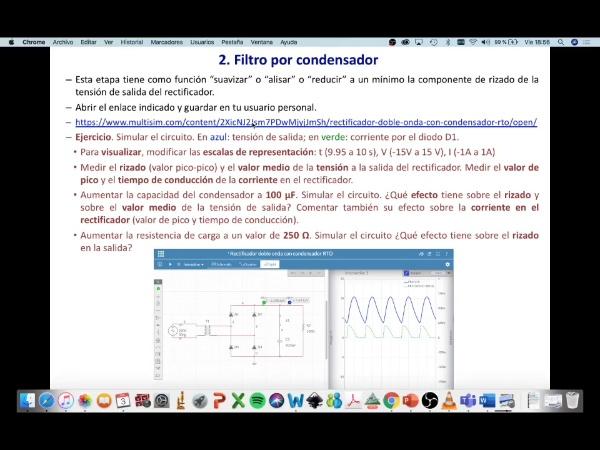 Electrónica y Automática - Electrónica - Tarea 3 Prácticas (2/3)