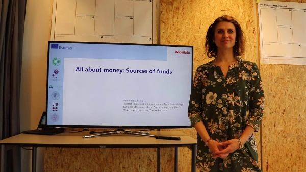 Sources of Funds I