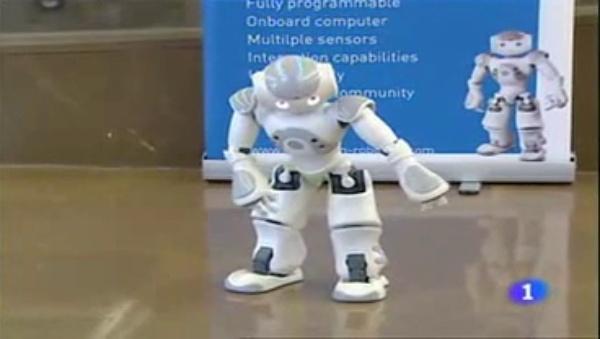 CEDI 2010 La1 Informativos 2ª Edicion Robots