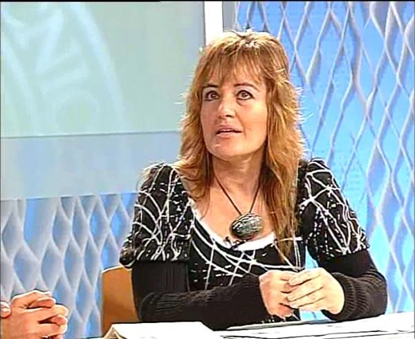 CÁTEDRA 2007-12-12 Entrevista Victoria Cano, Directora Catedra Metro en BBAA