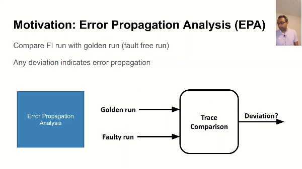 Trace Sanitizer - Eliminating the Effects of Non-determinism on Error Propagation Analysis