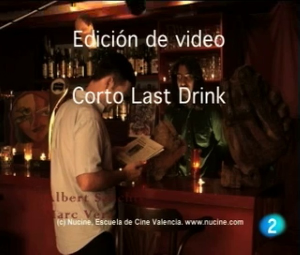 Corto Last Drink