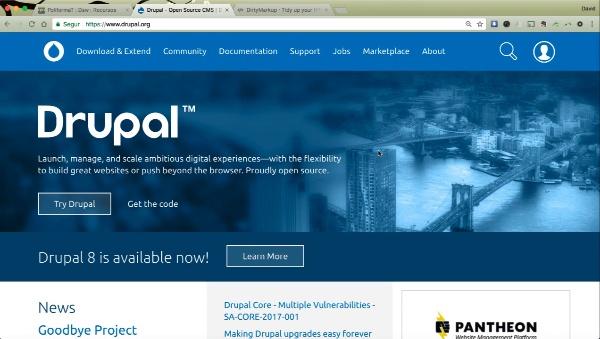 Introducció a HTML, CSS i JavaScript sobre Drupal
