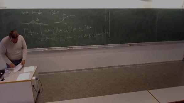 Matemáticas I-21-7-Ejemplo integrales impropias tipo 1
