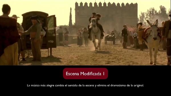 Análisis por modificación en Carmen. Iván Crisenti y Marcos Pedrón