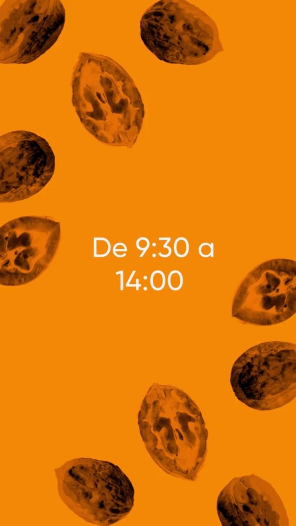 De 9.30 a 14 3