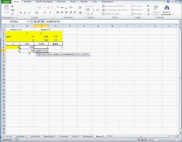 MN-EA-09-20 Método de Búsqueda en Excel