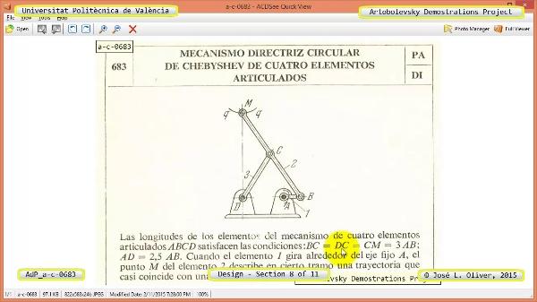 Creación Virtual Mecanismo a-c-0683 con Solidworks - 08 de 11