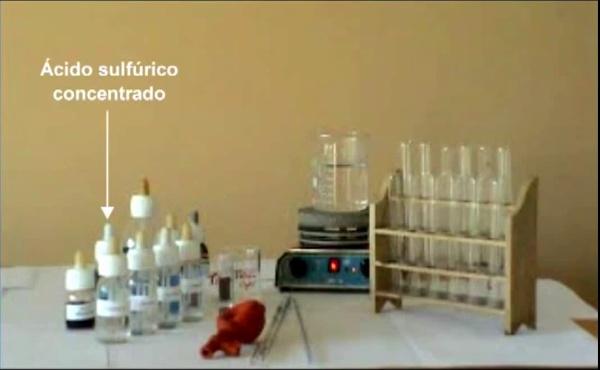 Identificación cualitativa de carbohidratos