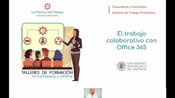 Ventajas de las nuevas herramientas O365 para la planificación, comunicación y trabajo colaborativo_sesión 1