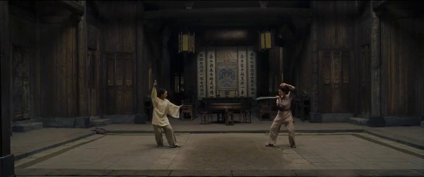 Lucha china OST