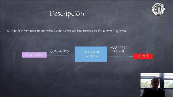 Modelado y Control de una Articulación I