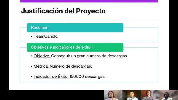 Entrega Video Presentación GPR