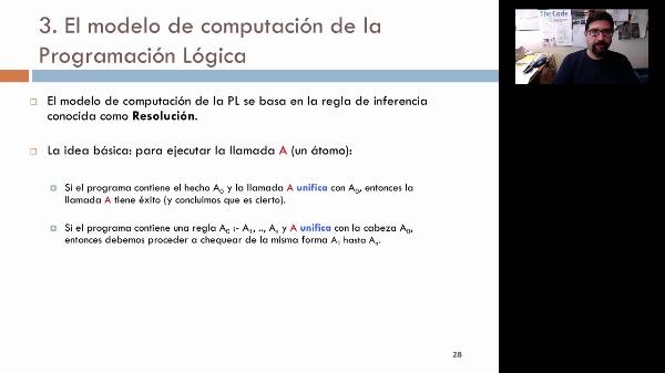 LTP. Tema 4. Programación lógica: modelo de ejecución. Introducción