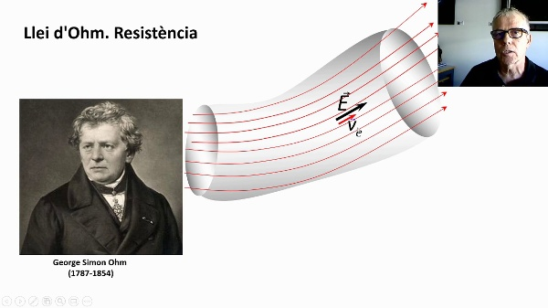 Llei d'Ohm. Resistència eléctrica
