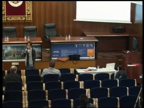 III Jornadas Valencianas en torno al aprendizaje de lenguas asistido por ordenador: explorando los mundos virtuales - Luisa Panichi
