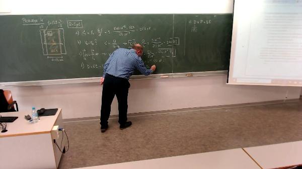 Física 1. Lección 7. Problema 4