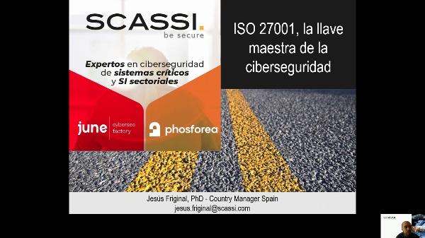 SSC - ISO 27001 - 1. Presentación