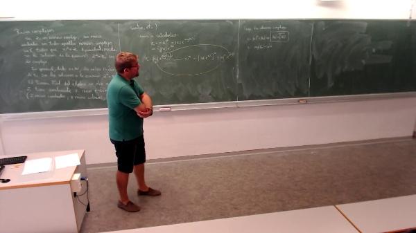 Matemáticas I-2-6-Raíces complejas