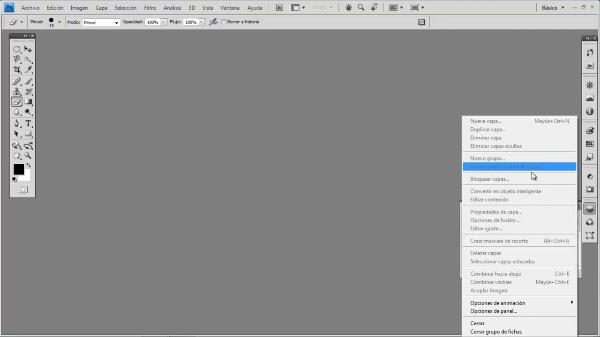 Photoshop CS4. Paneles