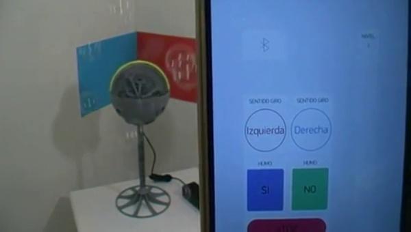 SteamPomp: Control y diseño impreso 3D para máquina de hacer pompas