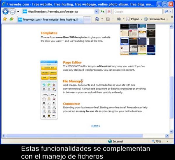 Freewebs (subtitulado)