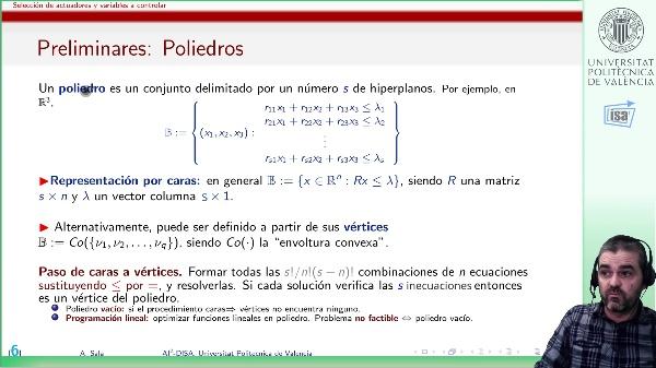 Poliedros: definiciones básicas (caras/vértices)