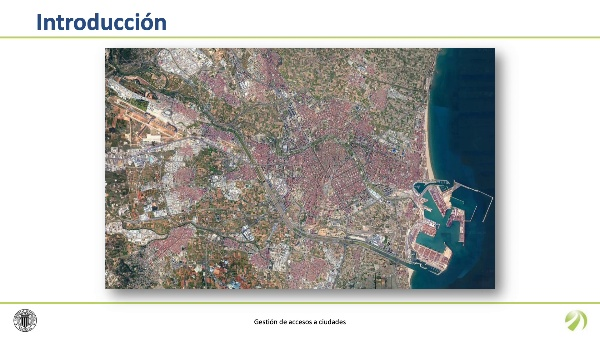 Gestión de accesos a ciudades - Sistemas de acomodación de la oferta a la demanda de tráfico
