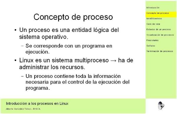Introducción a los procesos en Linux