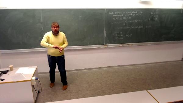 Matemáticas I-25-12-Ejemplo Determinar ecuación vectorial y paramétricas