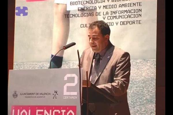 Entrega Premios II Certamen Valencia IDEA