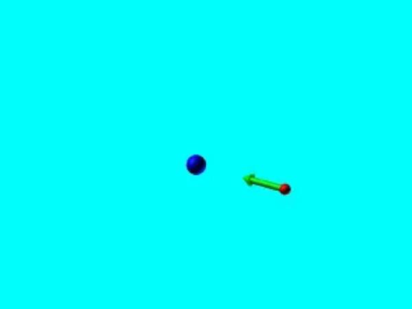 CampoE_2: Campo eléctrico creado por una carga negativa