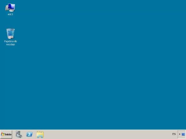 Recursos compartidos en sistemas Windows
