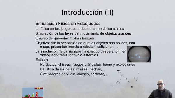 Simulación Física - Introducción