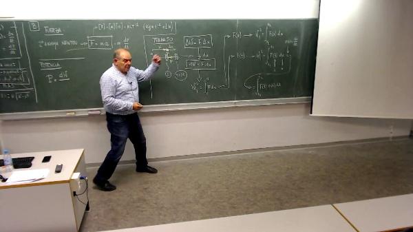 Física 1. Lección 2. Concepto de potencia