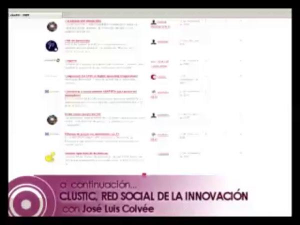 Clustic la 1ª Red Europea de Open Innovation