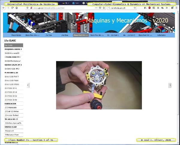 Tecnología de Máquinas ¿ 2020 ¿ TM - Clase 15 ¿ Tramo 01 de 16