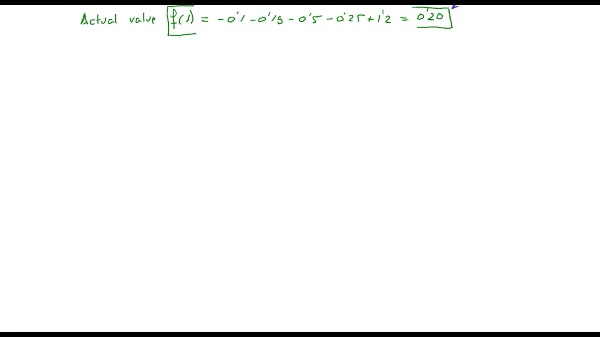 02.08a.- The Finite Differences Method-1