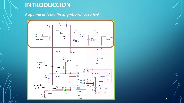 Práctica 3 - Electrónica de Potencia