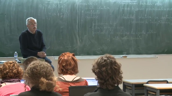 Jaime Pastor - La evolución de los movimientos sociales: continuidades y discontinuidades desde el 68 - parte 3