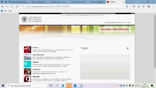 Redireccionar correo Office365 a otro correo