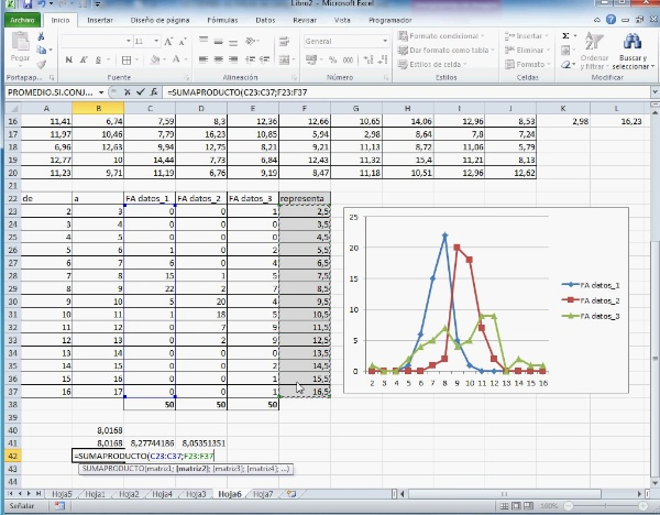 P-EST-05-E4 parámetros media tabla